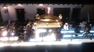 Procesión - Jesús sepultado