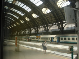 Milano train station