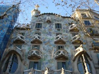Casa Battló - Barcelona - visaparaviajar.com