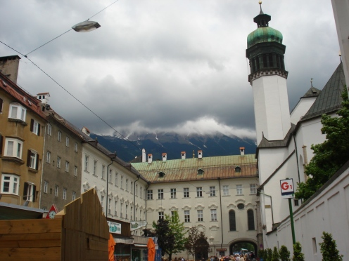 Innsbruck - Austria - visaparaviajar.com