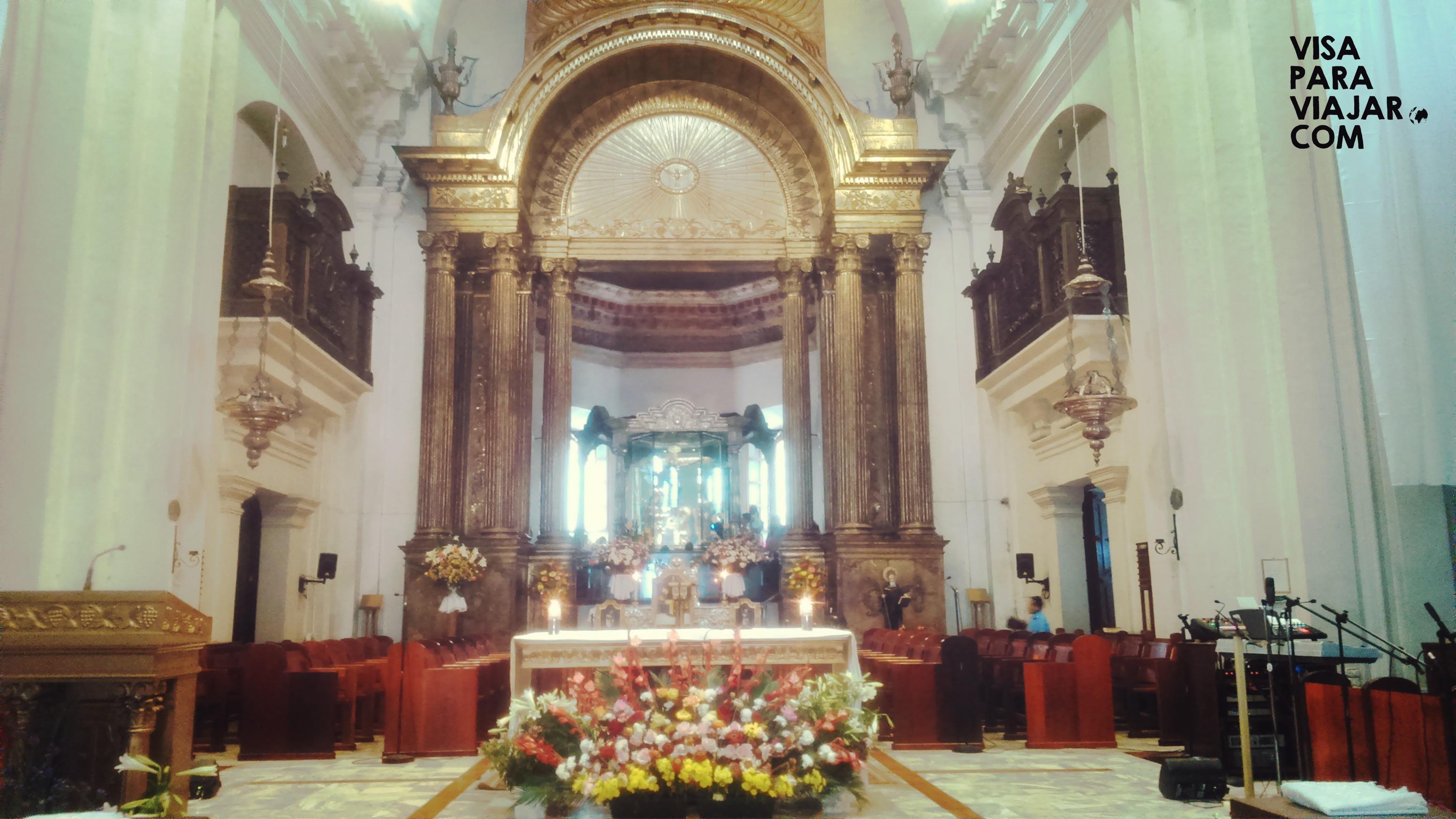 Templo Esquipulas - visaparaviajar.com