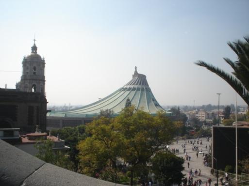 Basílica de Guadalupe visaparaviajar.com