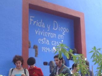 Museo Frida Kahlo visaparaviajar.com